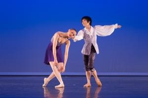 Ada Ramzews und Shun Wada in Eine kleine Nachtmusik